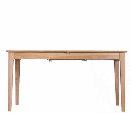 Newhaven Oak 1.6m Butterfly Extending Table